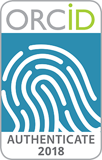 ORCID Collect & Connect badge - Authenticate