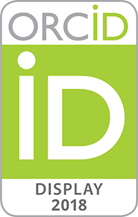 ORCID Collect & Connect badge - Display